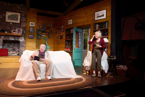 Gordon Clapp and Kathy Manfre