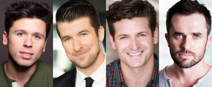 Jonny Wexler, Chris Stevens, Tommaso Antico and Corey Greenan to Star in JERSEY BOYS Tour This Season; Dates Announced!