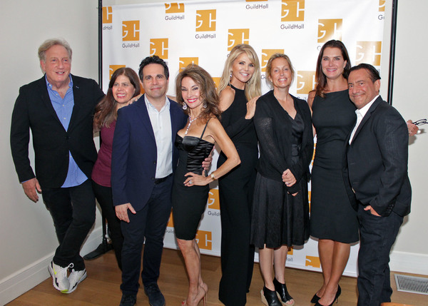 Photo Flash: Brooke Shields, Christie Brinkley, Susan Lucci & More in CELEBRITY AUTOBIOGRAPHY in The Hamptons