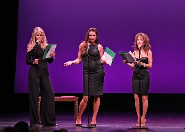 Photos: Brooke Shields, Christie Brinkley, Susan Lucci & More in CELEBRITY AUTOBIOGRAPHY in The Hamptons