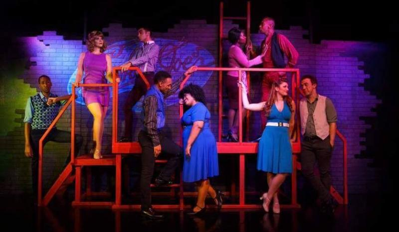 BWW Review: GOOD TIMES ABOUND AT SMOKEY JOE'S CAFE at Show Palace Dinner Theatre