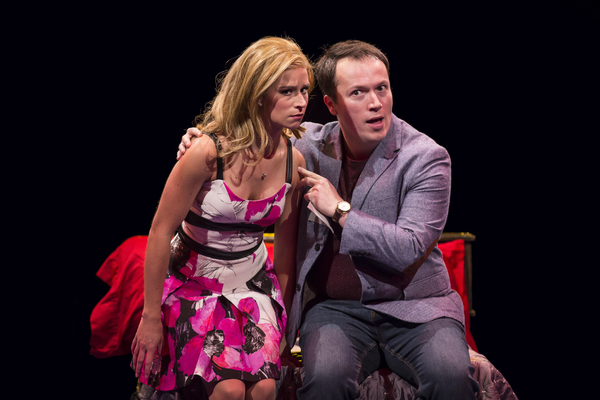 Photo Flash: First Look at HONEYMOON IN VEGAS at The Marriott Theatre