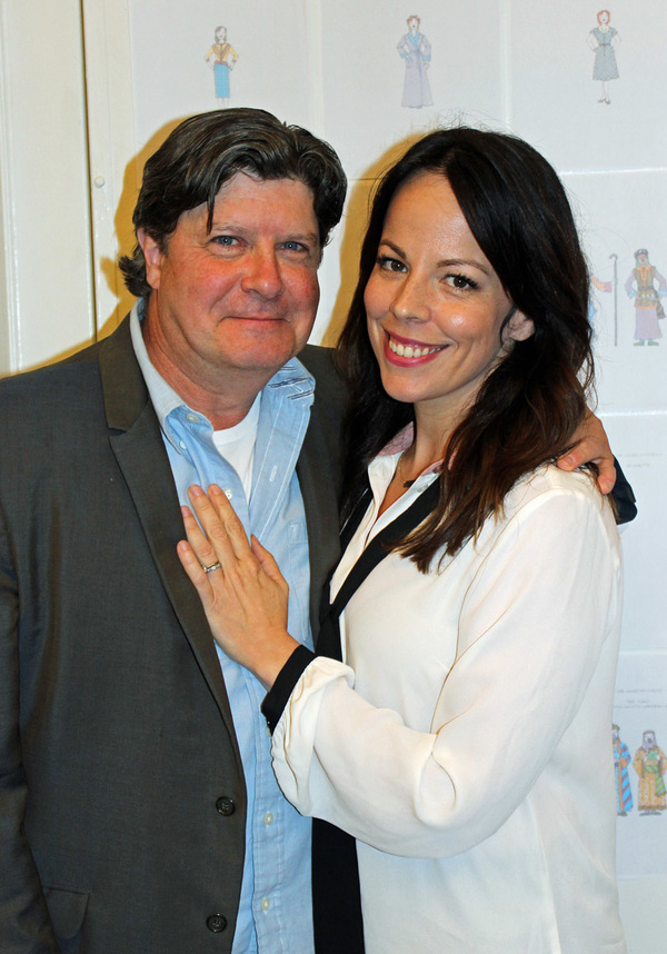 Michael McGrath and Leslie Kritzer
