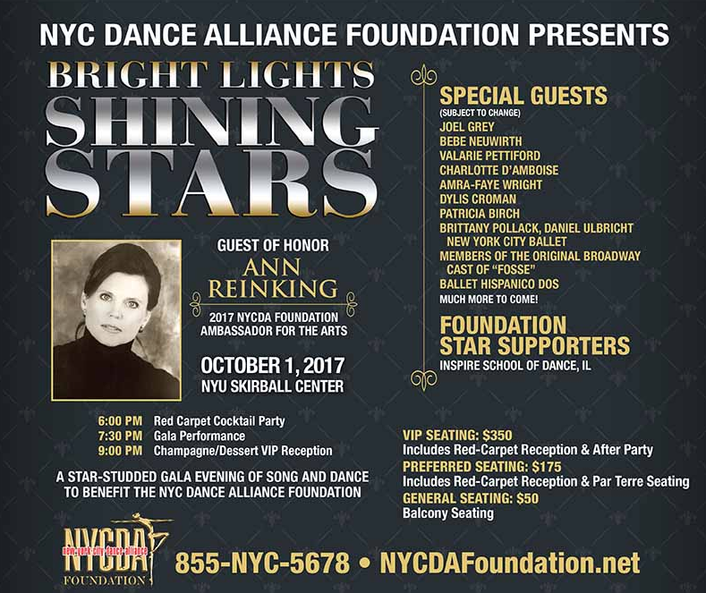 Lyric shot at the night lyrics : Reinking Returns to NYC: A Night of BRIGHT LIGHTS AND SHINING STARS