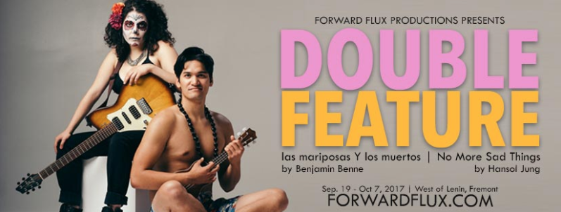 Full Cast & Creative Team Announced for Forward Flux Productions Upcoming Double Feature