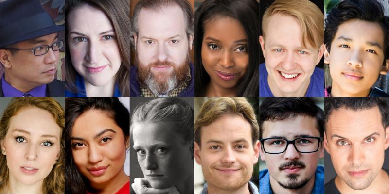 Casting Announced for GHOSTS AND ZOMBIES  at Akvavit Theatre