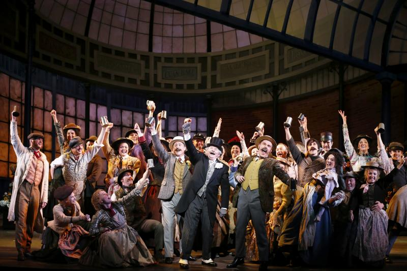 BWW REVIEW: A More Settled And Smooth MY FAIR LADY Returns To Sydney