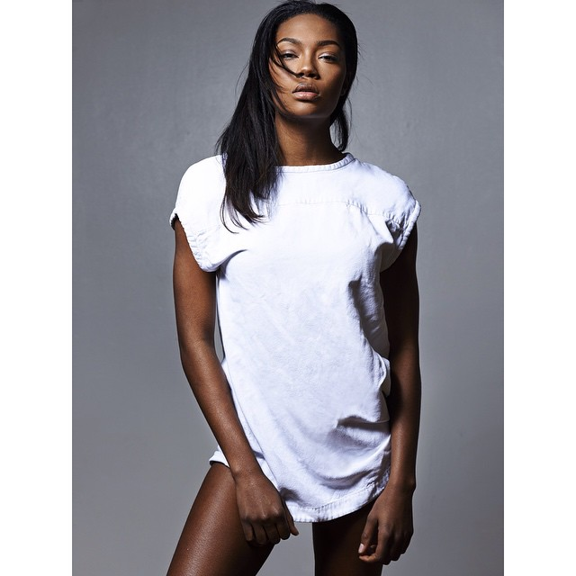 ZTPR Signs on New York-Based Models Sharam Diniz and Afiya Bennett