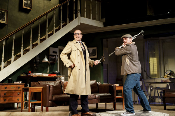 Photo Flash: First Look at the UK Tour of WAIT UNTIL DARK