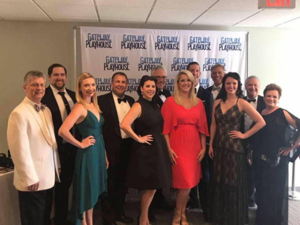 Photo Flash: Shaken Not Stirred Players Celebrate 2nd Gala Opening at New Gateway Playhouse