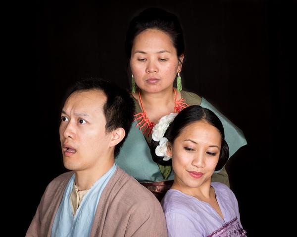 Charles Pang, Jessica Wu, Joy Tamayo