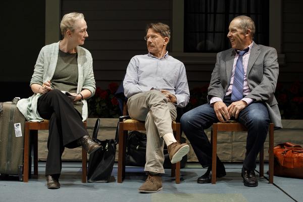 Kathleen Chalfant, Keith Reddin & David Chandler