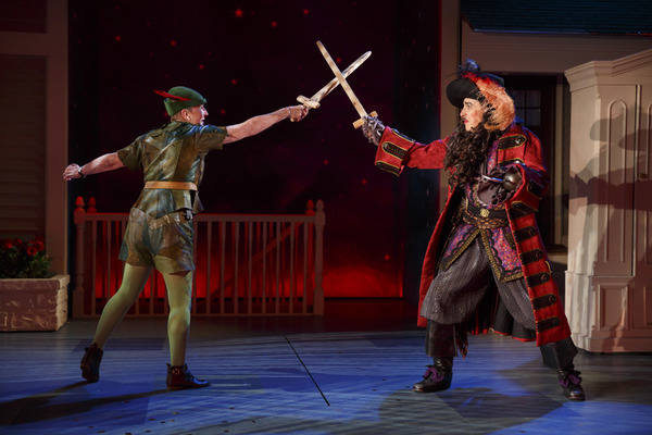 Photo Flash: First Look at Kathleen Chalfant and More in 'FOR PETER PAN...' at Playwrights Horizons