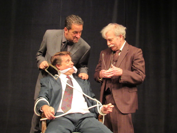 Photo Flash: Meet the Cast of ARSENIC AND OLD LACE at Granite Theatre