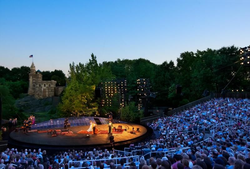 BWW Interview: Rebecca Naomi Jones Talks Reimagined AS YOU LIKE IT, the Joy of Shakespeare, and the Magic of Public Works