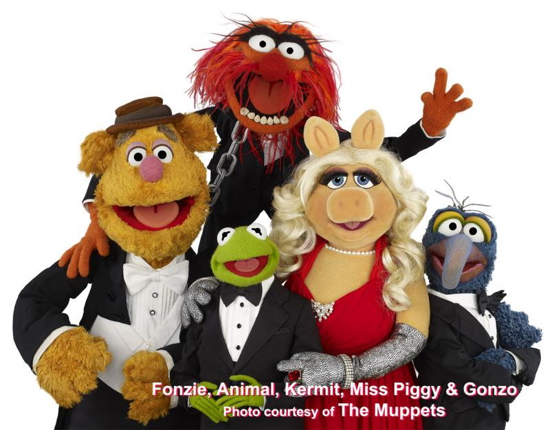 BWW Interview: THE MUPPETS TAKE THE BOWL - & Take Over My Interview!