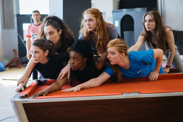 National Youth Theatre REP Company's OTHELLO Begins at the Ambassadors Theatre