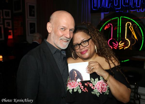 Bill Westmoreland and Natalie Douglas Photo