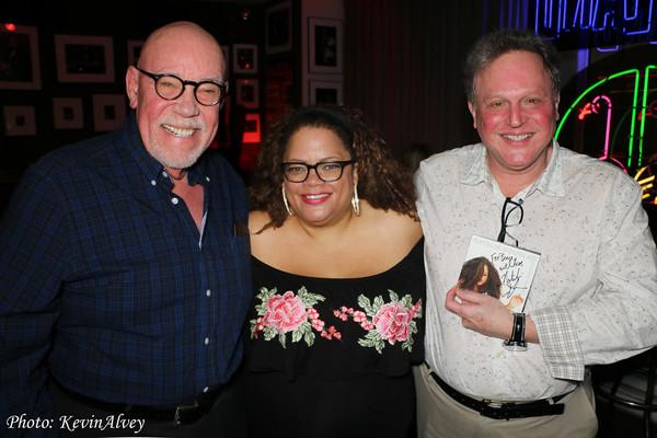 John Shuck, Natalie Douglas and Bruce Sloane Photo