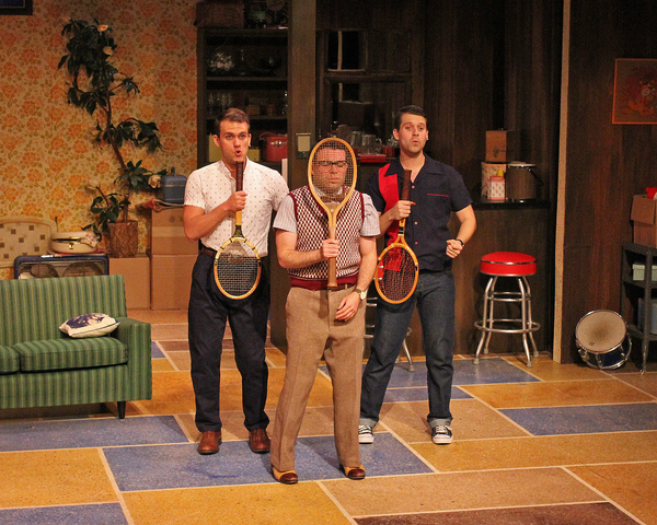 Photo Flash: First Look at LIFE COULD BE A DREAM, Opening Tonight at Cortland Rep