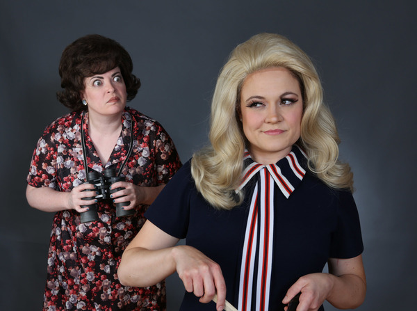 Photo FLASH Hell in a Handbag Productions Presents BEWILDERED