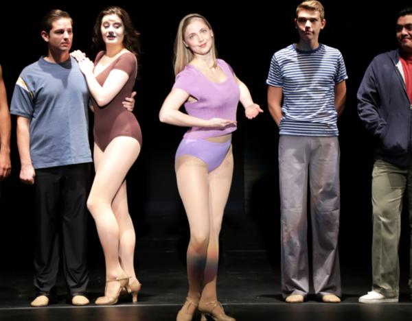 Photo FLASH: A CHORUS LINE at Des Moines Playhouse