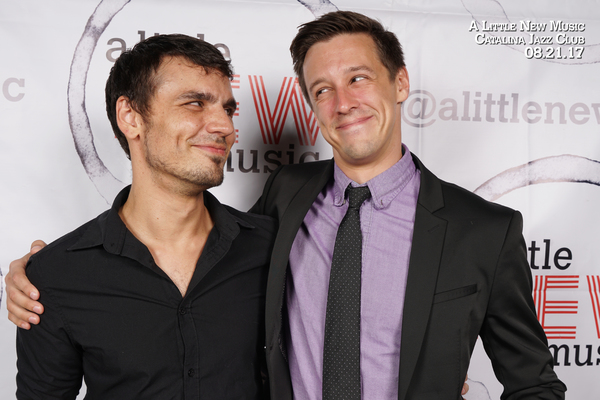 Gregory Nabours and Jason Michael Snow