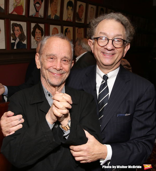 Joel Grey and William Ivey Long