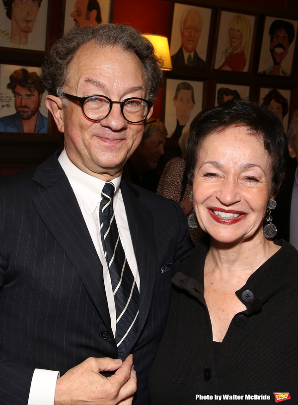 William Ivey Long and Lynn Ahrens