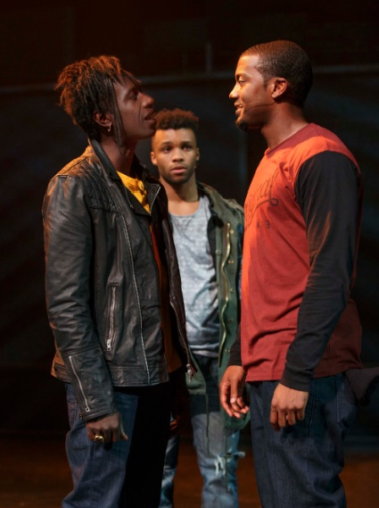 Tupac Broadway Musical HOLLER IF YA HEAR ME Gets Second Life; Kenny Leon Hopes for National Tour