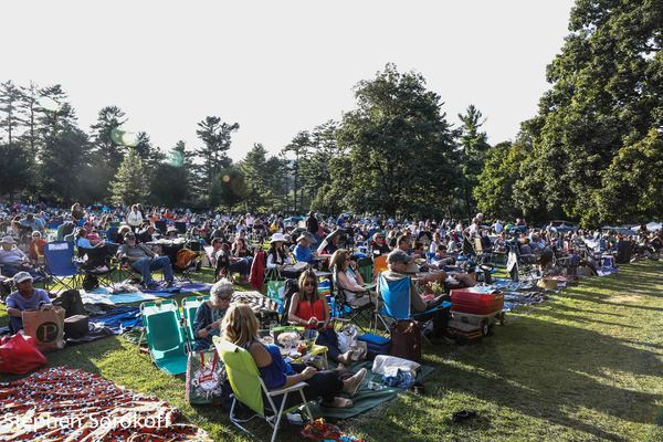 Photo Coverage: Diana Ross Brings IN THE NAME OF LOVE to Tanglewood