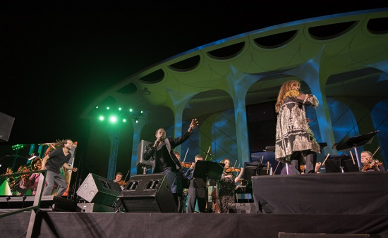 BWW Review: The Pure Joy of MUSE-IQUE's Summer of Sound: GLOW/TOWN