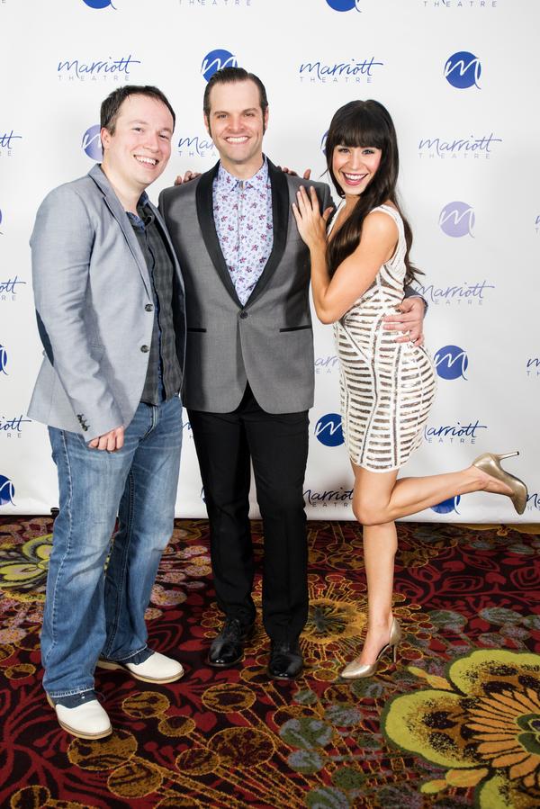 Michael Mahler, Cole Burden, Samantha Pauly