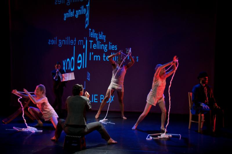 BWW Previews: ANAÏS, A DANCE OPERA  at The New Vic Theater