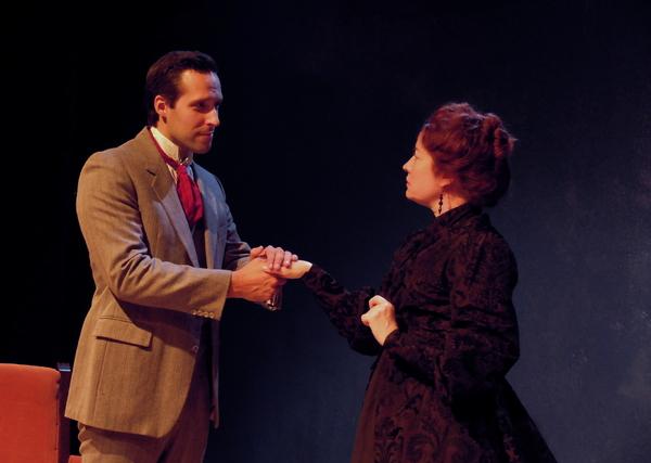 Photo Flash: First Look at Sharp Satire THE CLIMBERS at Metropolitan Playhouse