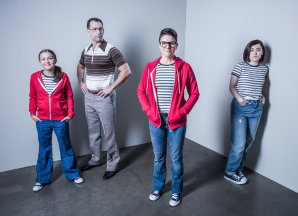 Photo FLASH: FUN HOME at the Armory