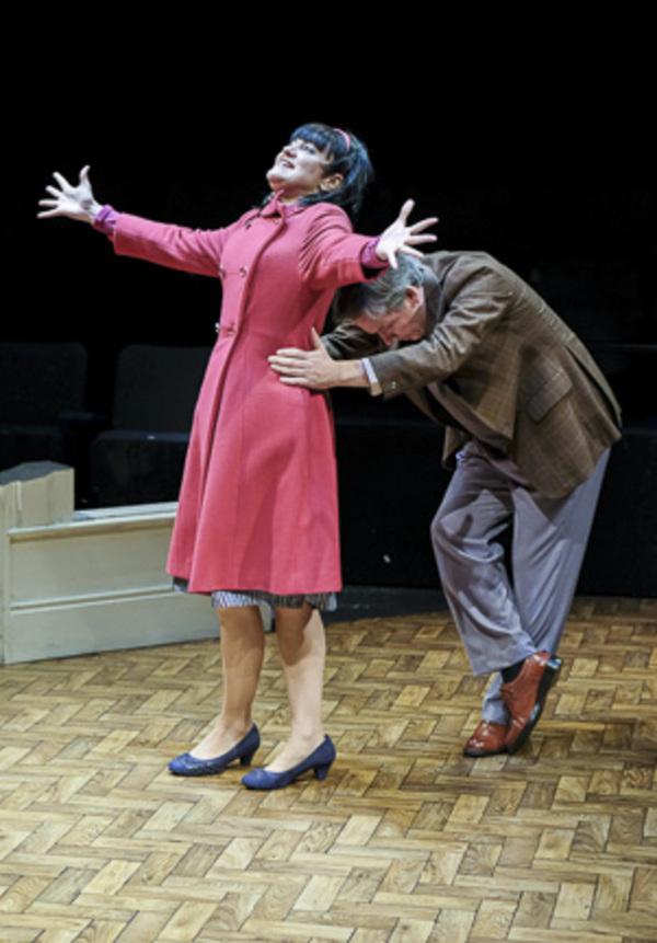 Louise Shuttleworth and Antony Eden