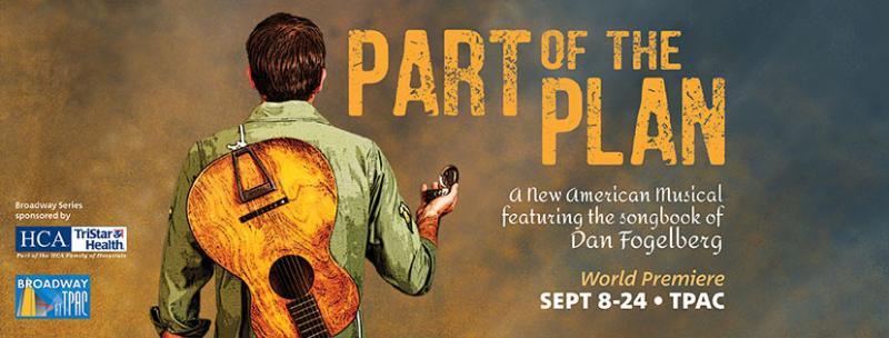 Photo Coverage: Dan Fogelberg Musical PART OF THE PLAN Preps for Nashville Opening 9/8
