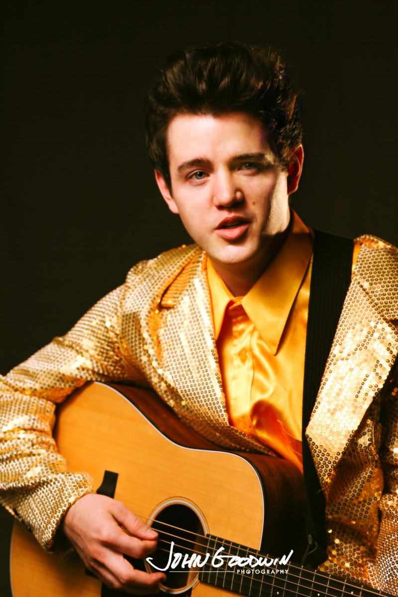 Deason Helms Upcoming MILLION DOLLAR QUARTET at Woodbury's ACCC