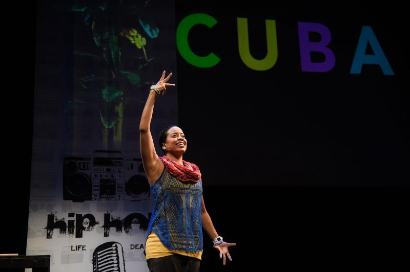 BWW Interview: Theatre Life with Paige Hernandez