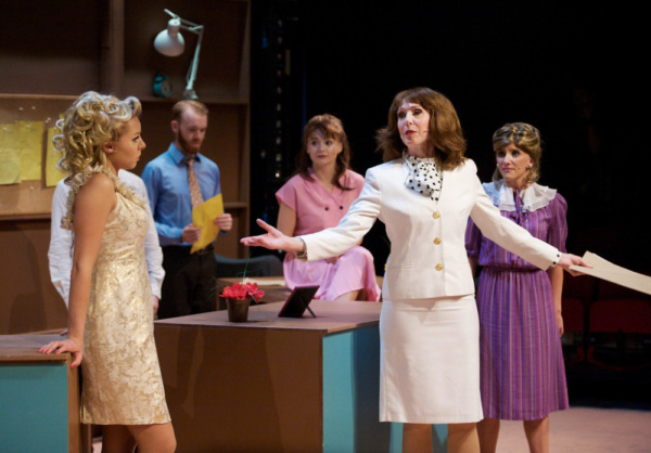 Photo Flash: First Look at 9 TO 5 THE MUSICAL at Upstairs at the Gatehouse