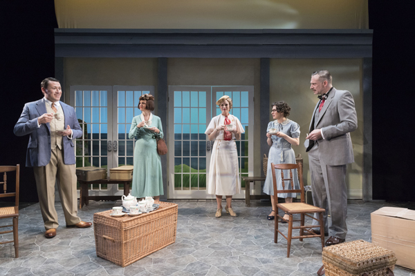 BWW Review: The Mint Rescues Four Teresa Deevy One-Acts From Storage as THE SUITCASE UNDER THE BED