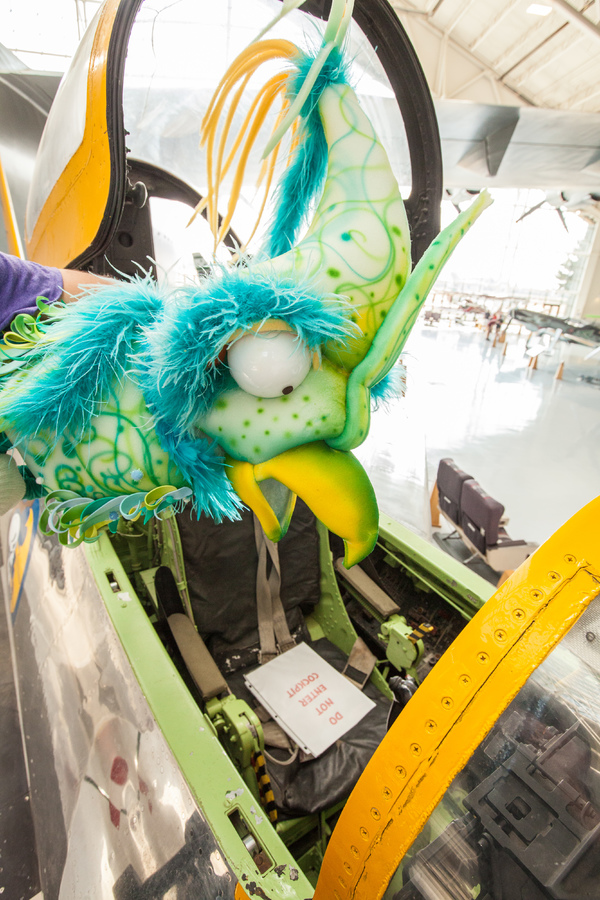 Photo Flight: NWCT Soars in The Starling's AMELIA EARHART'S FIRST FLIGHT