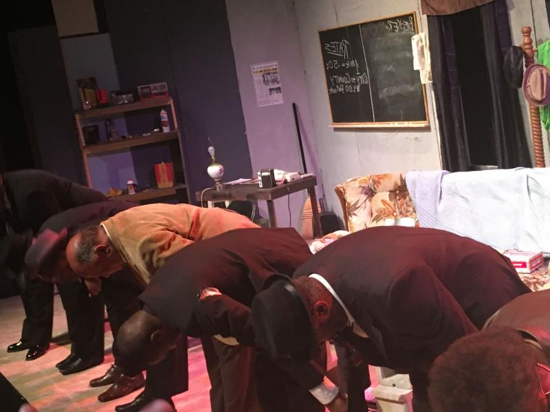 BWW Review:  August's Wilson's, 'Jitney' At Duke Energy Theater