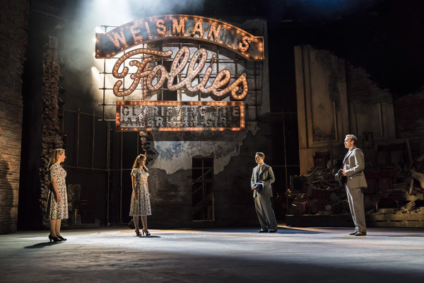 Photo Flash: First Look At FOLLIES At The National Theatre!