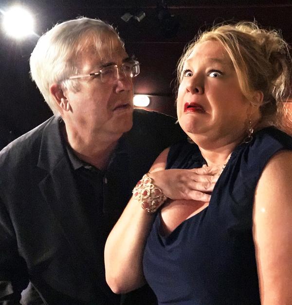 Rick Bagley and Marilyn Busch Photo