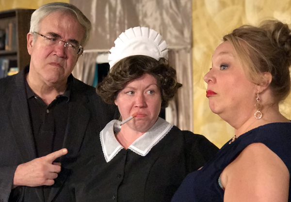 Photo Flash: SELF HELP Opens at Newport Playhouse Friday