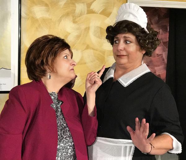 Photos: SELF HELP Opens at Newport Playhouse Friday