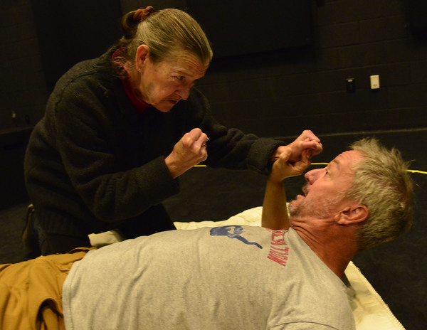Photo Flash: Sneak Peek at FLIGHT OF THE MONARCH, Premiering This Week at Gloucester Stage