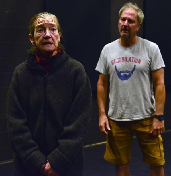 Photo Flash: Sneak Peek at FLIGHT OF THE MONARCH, Premiering This Week at Gloucester Stage